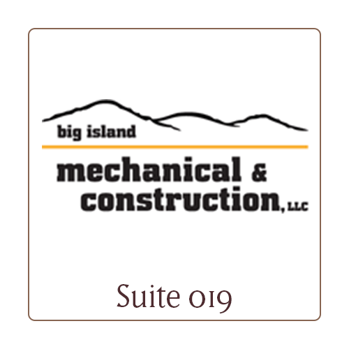 Big Island Mechanical & Construction