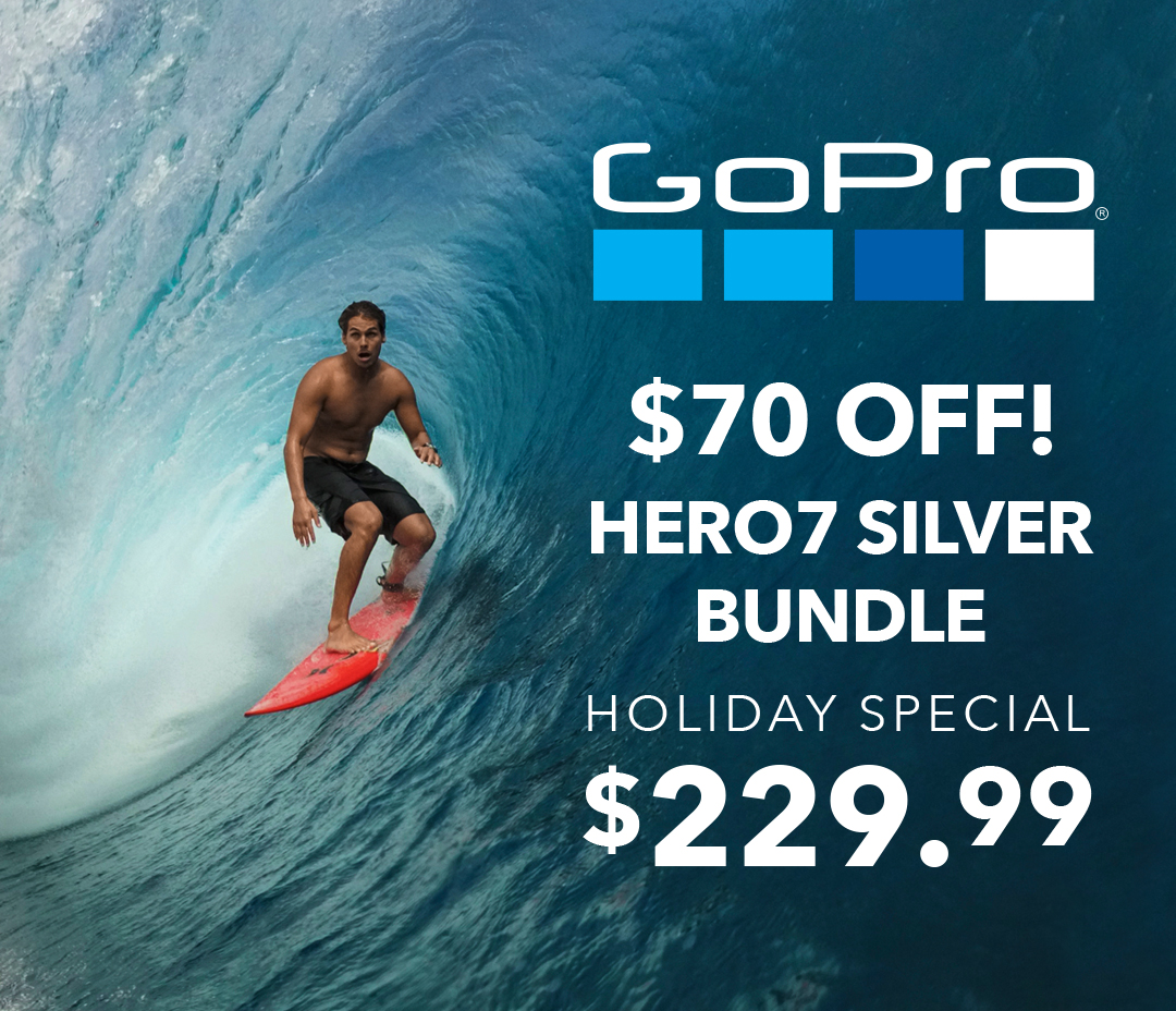 Save $70 on a GoPro Hero