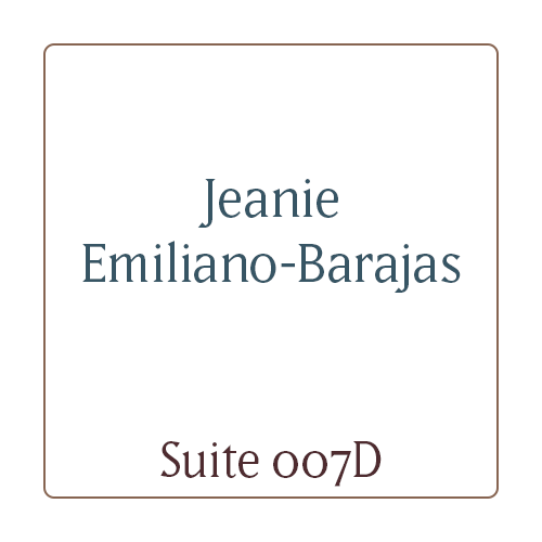 Jeanie Emiliano-Barajas
