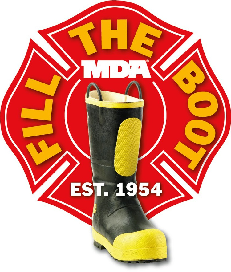 Hawaii Firefighters Fill the Boot Event