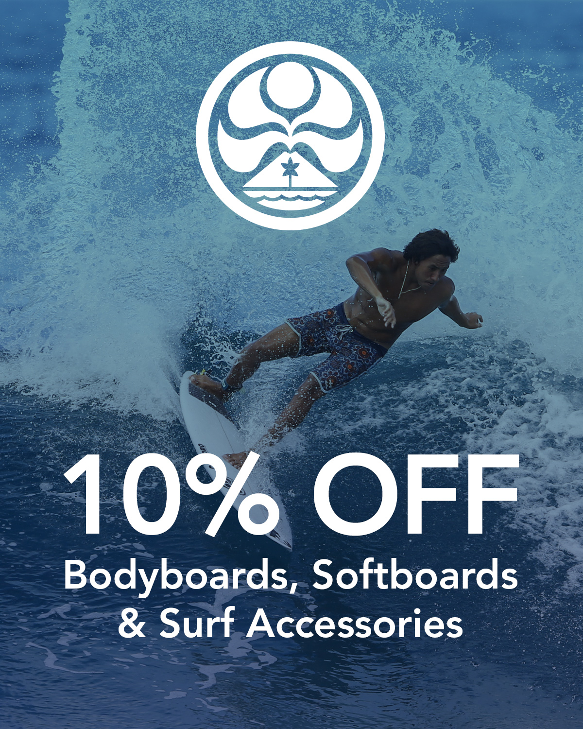 Get 10% Off Your Surfing Favorites