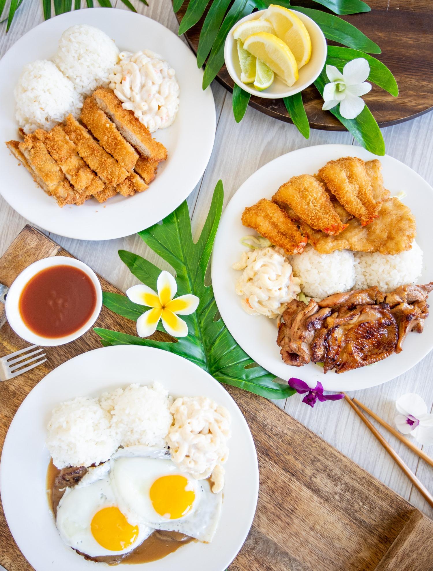 Have a Hawaiian Feast!