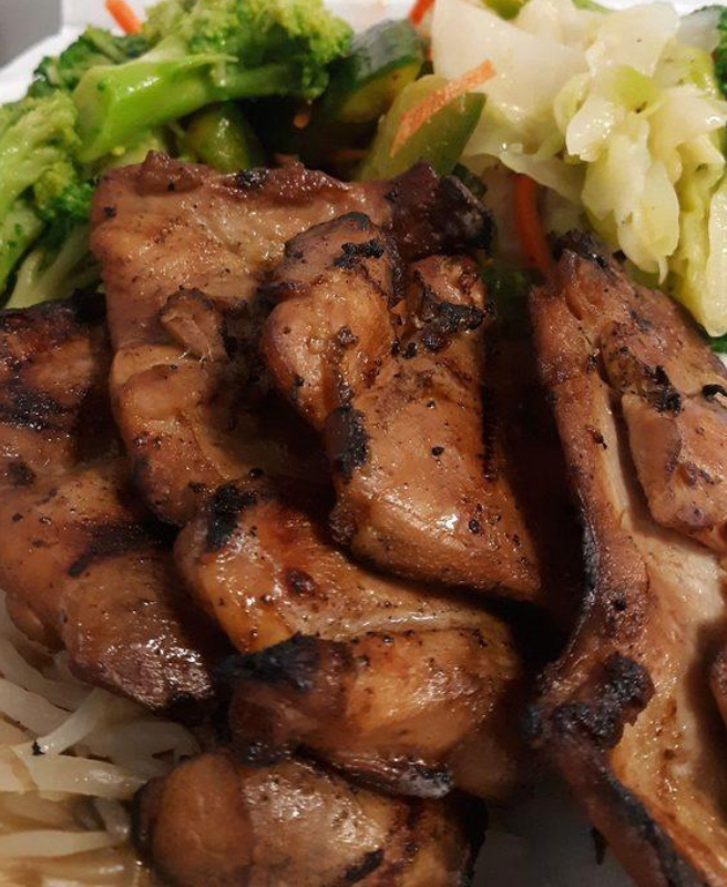 Try Our Tasty Korean Food!