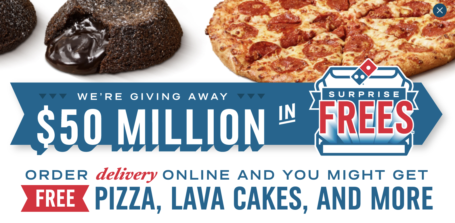 Win Free Food During Our Surprise Frees Contest